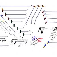 Комплект инструмента AV-TOOL Platinum 02017
